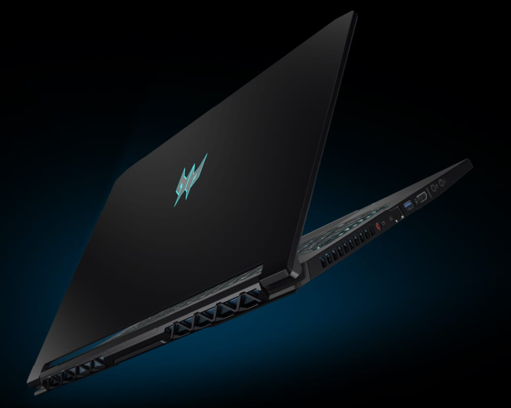 Laptops like Acer Predator Triton 500 can use as much as 130 Watts
