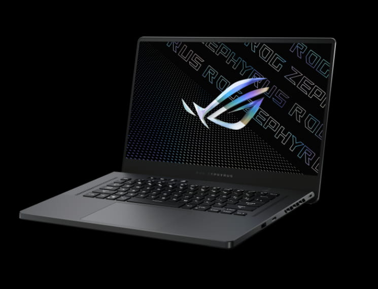 The Asus ROG Zephyrus G15 is not only powerfulk, but also one of the best gaming laptops for battery life.